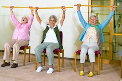 Chairbelles Chair based exercise