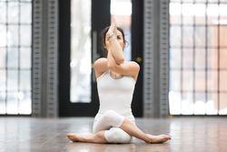 Flower Yoga: Hatha Yoga