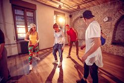 Street Dance - level 1