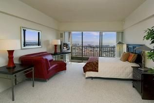 The View rental
