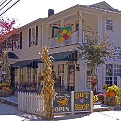 Photo of White Porched gift shop and coffe shop