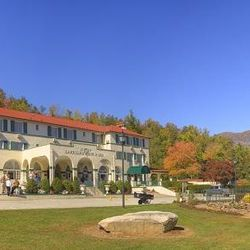 Photo of the Lake Lure Spa and Resort