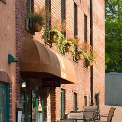 Photo of Cafe in Waynesville with Outdoor Seating