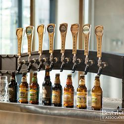 Photo of Beer on Tap at a local Brewry