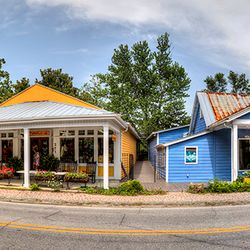 Photo of Multicolored shops in Hendersonville