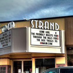 Photo of The Strand Movie Theater Downtown Waynesville