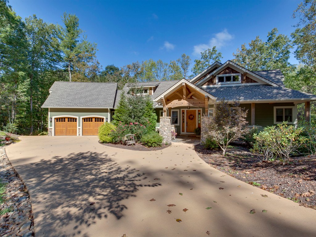 Image 1 for 214 Amblewood Trail in Hendersonville, North Carolina 28739 - MLS# 575121