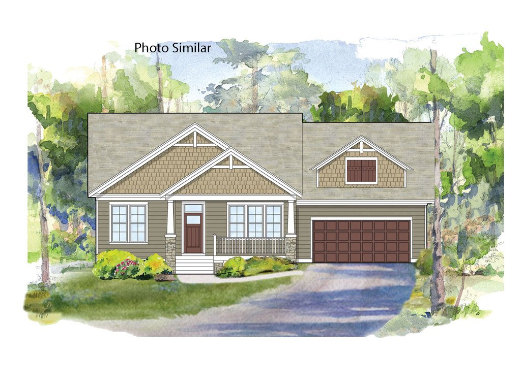 Image 1 for 129 Monarch Road #Lot 14 in Hendersonville, North Carolina 28739 - MLS# 3156371