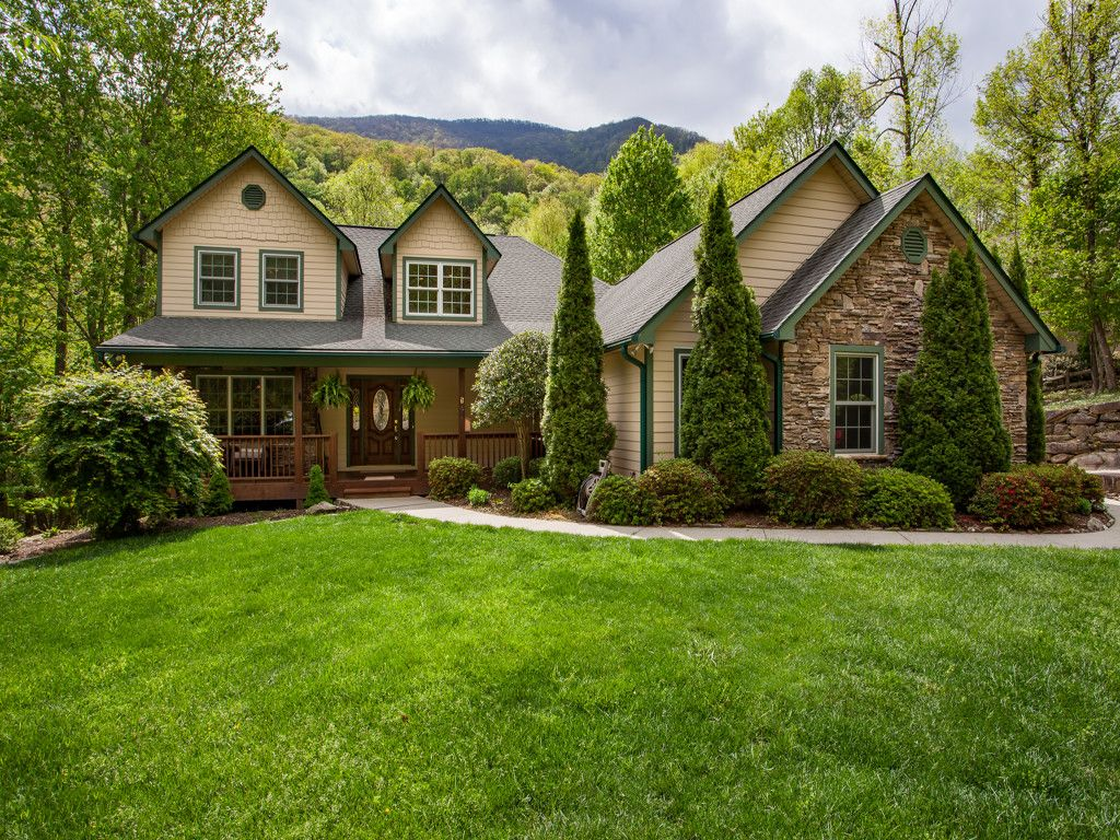 23 Serenity Cove in Maggie Valley, North Carolina 28751 - MLS# 3174228