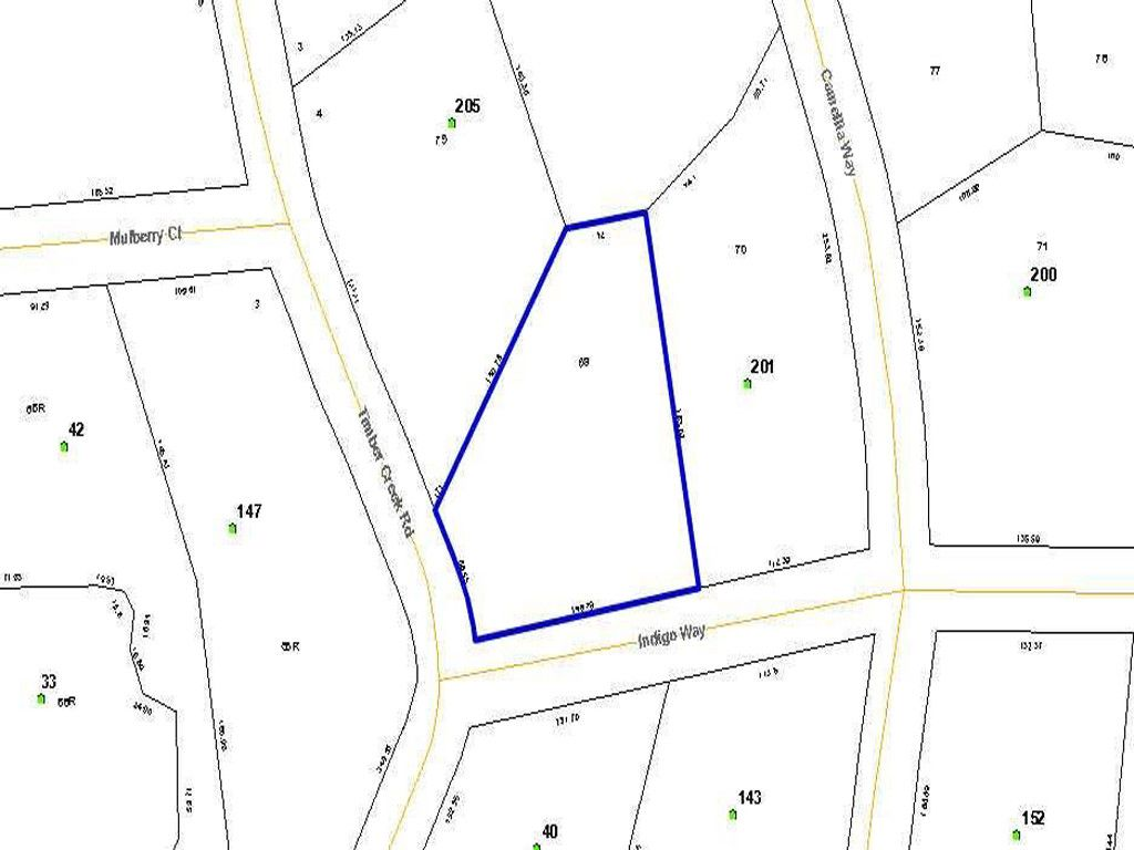 Lot 69 Indigo Way in Laurel Park, North Carolina 28739 - MLS# 3184831