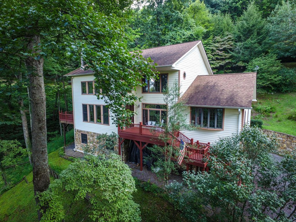 94 Smoky Lane in Waynesville, North Carolina 28786 - MLS# 3201610