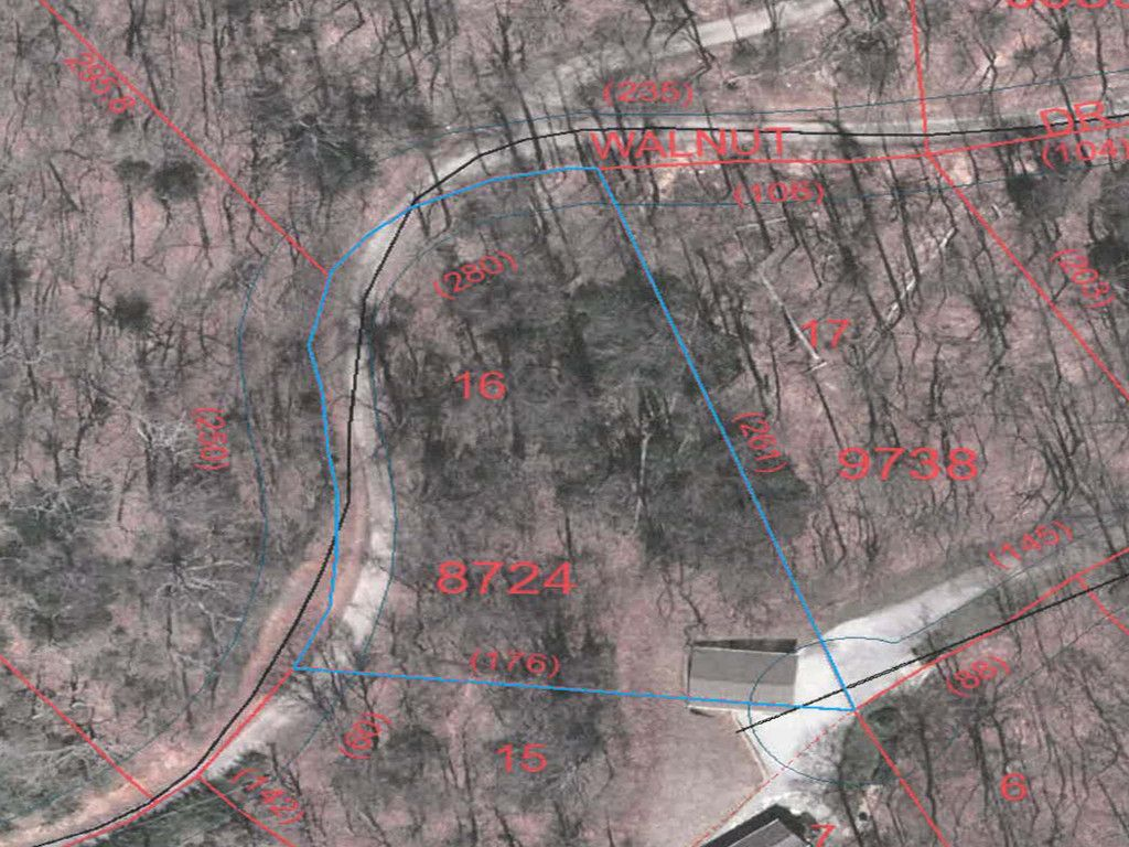 Lot 16 Walnut Drive in Maggie Valley, North Carolina 28751 - MLS# 3213659