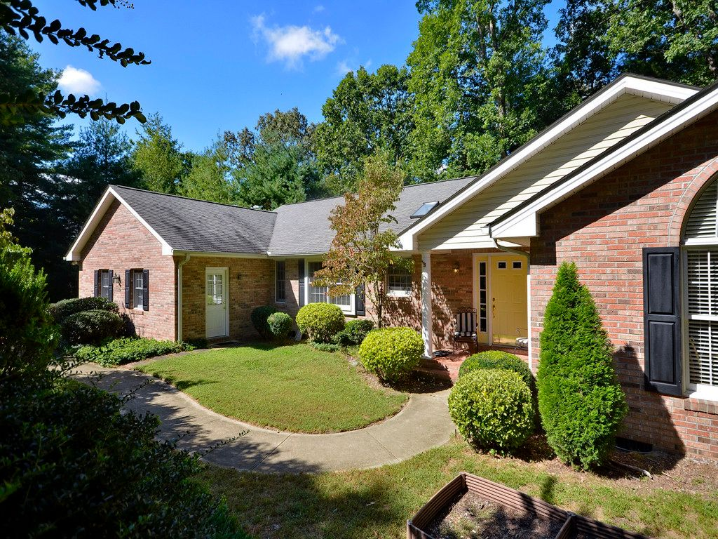 2069 Deep Woods Drive in Hendersonville, North Carolina 28739 - MLS# 3218041