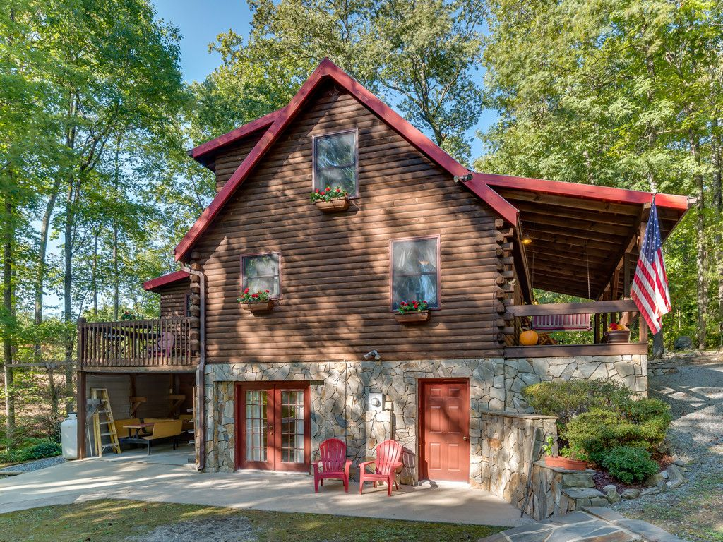 183 N Poplar Drive #143 in Lake Lure, North Carolina 28746 - MLS# 3224051