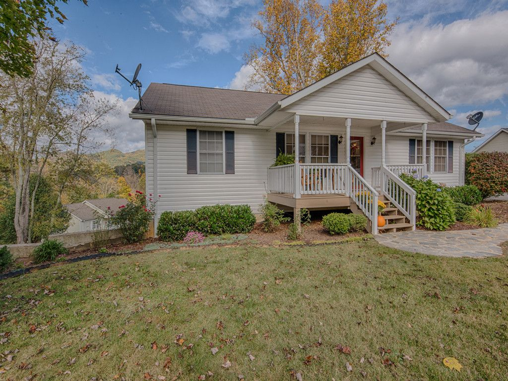 144 Rachael Drive in Waynesville, North Carolina 28785 - MLS# 3225435