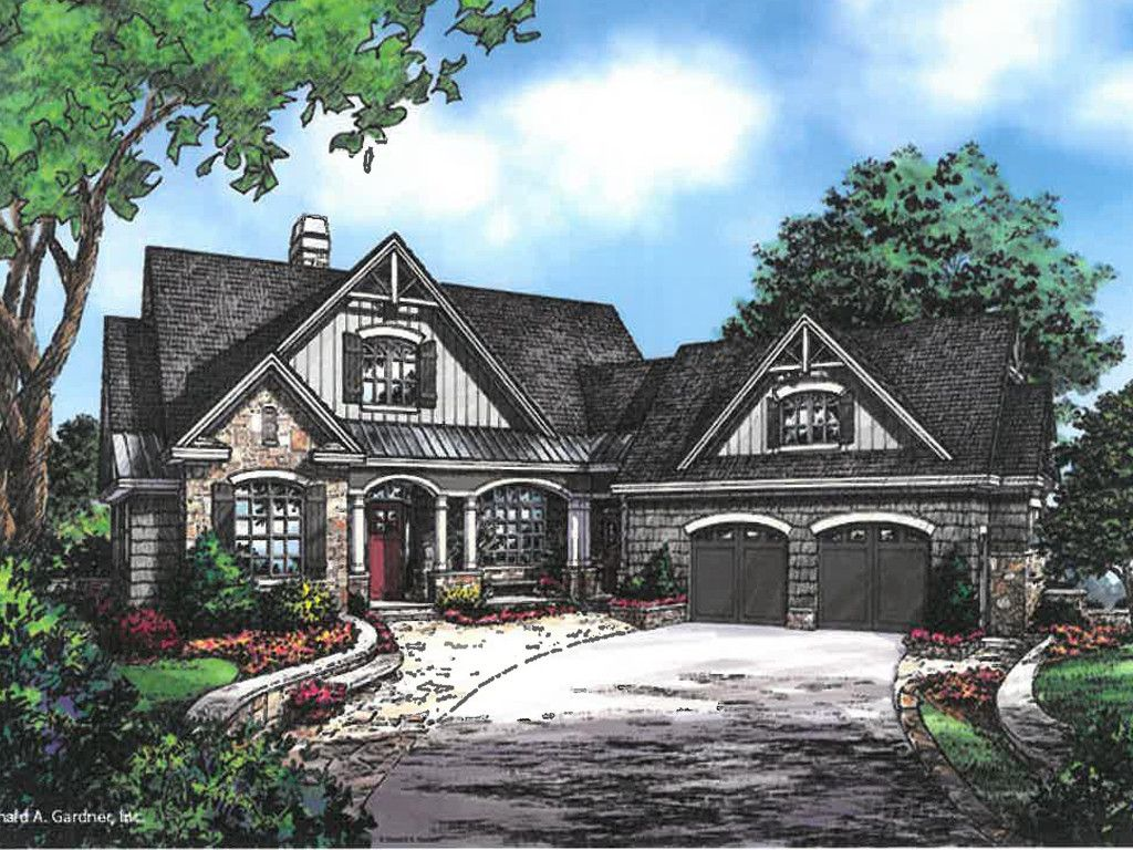 Lot 50 Falling Star Court #50 in Fletcher, North Carolina 28732 - MLS# 3226080