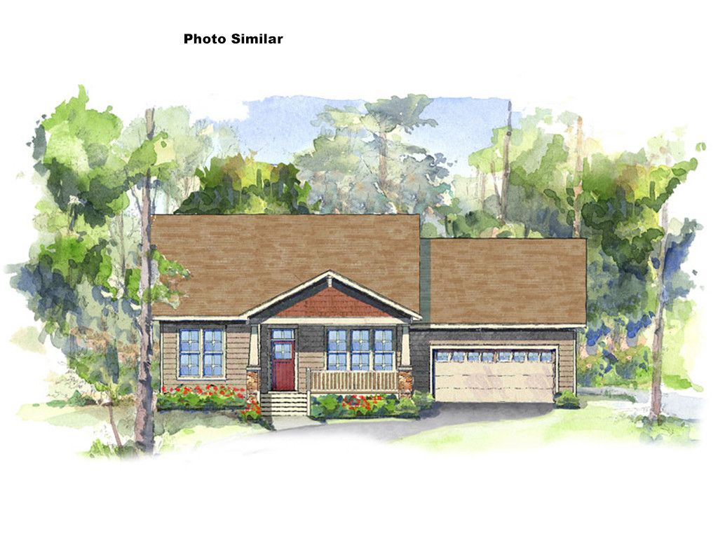 505 Monarch Road #Lot 3 in Hendersonville, North Carolina 28739 - MLS# 3231286