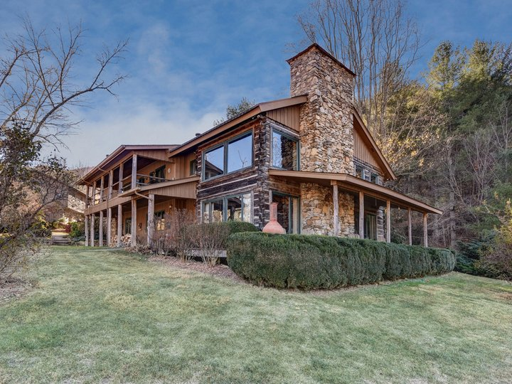 Image 1 for 619 Roy Tritt Road in Cullowhee, North Carolina 28723 - MLS# 3233072