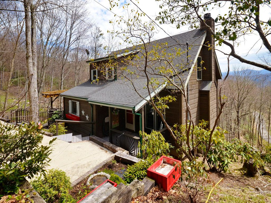 270 Leatherwood Road in Maggie Valley, North Carolina 28751 - MLS# 3243938