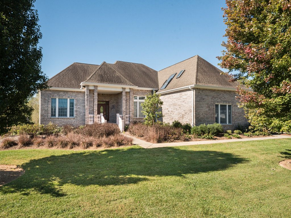 140 Benton Farms Lane in Horse Shoe, North Carolina 28742 - MLS# 3244778