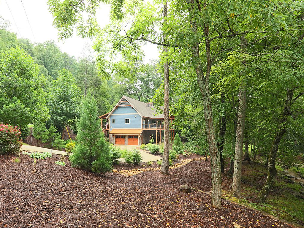 134 Chapel Point Road in Lake Lure, North Carolina 28746 - MLS# 3254317