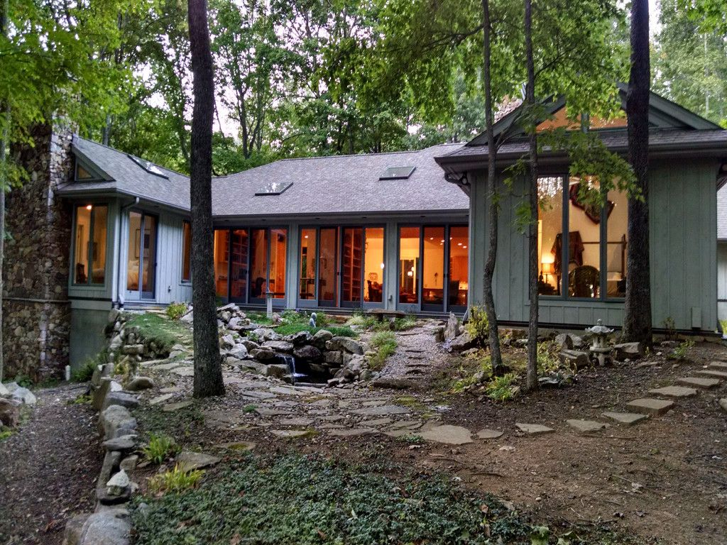 425 Bull Creek Road in Asheville, North Carolina 28805 - MLS# 3256368