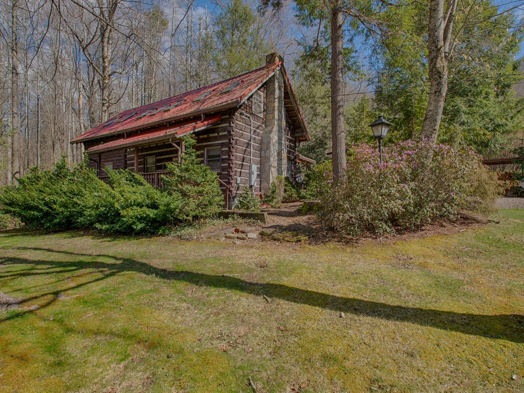 443 Timberline Drive in Maggie Valley, North Carolina 28751 - MLS# 3266457