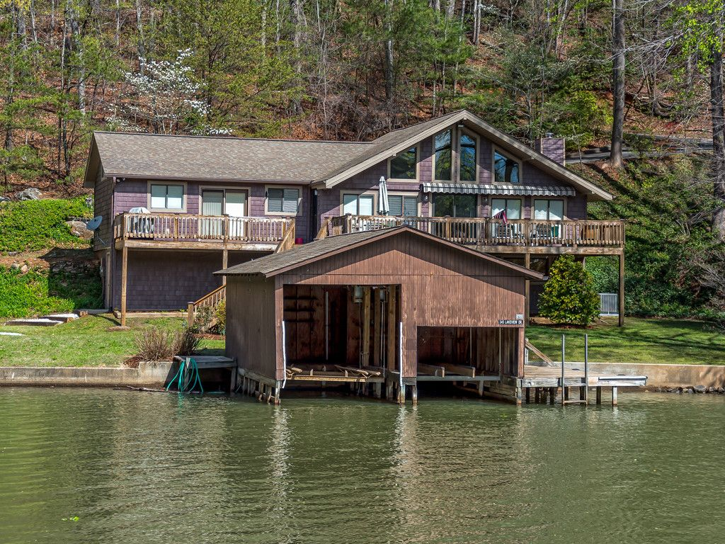 345 Lakeview Road in Lake Lure, North Carolina 28114 - MLS# 3272417