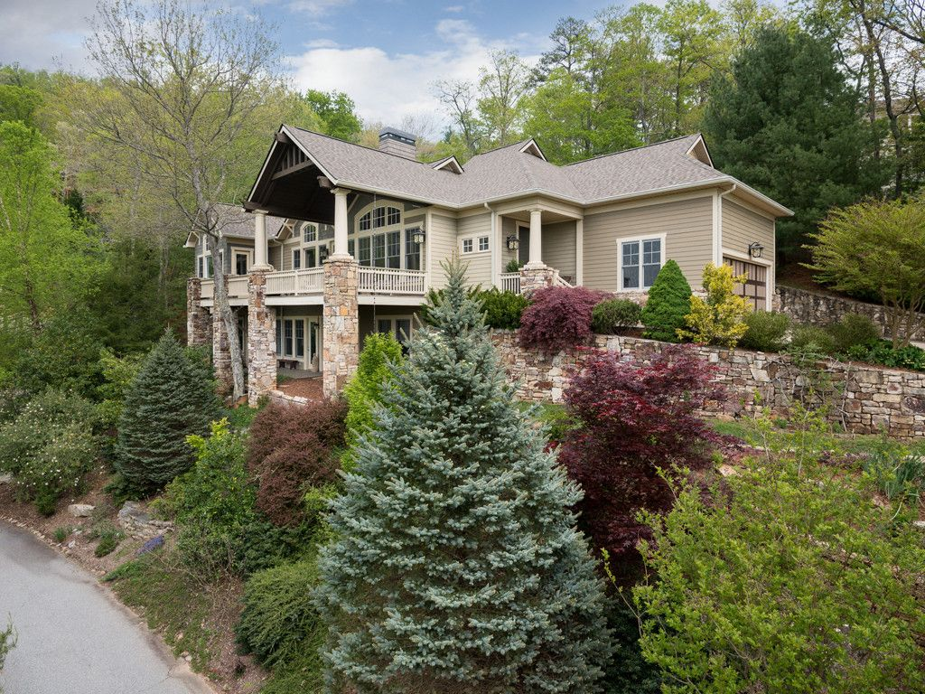 7 Dianthus Drive in Asheville, North Carolina 28803 - MLS# 3276515