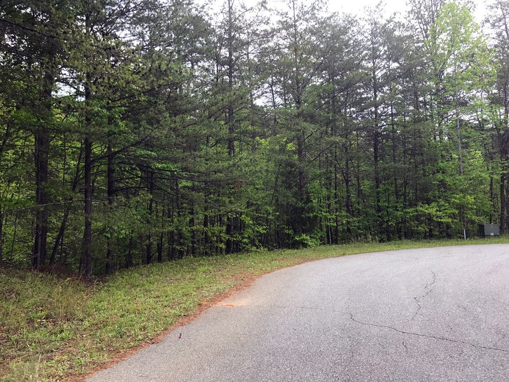 Lot 75 Carner Court in Lake Lure, North Carolina 28746 - MLS# 3277026