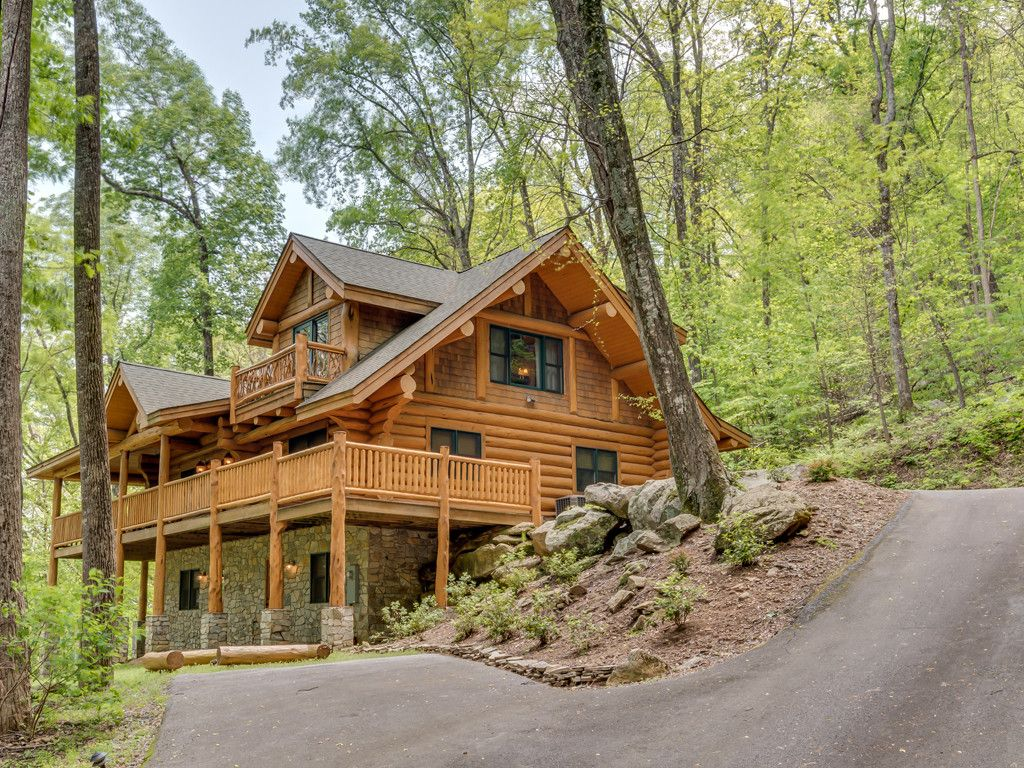244 Bald Mountain Crescent in Lake Lure, North Carolina 28746 - MLS# 3280020