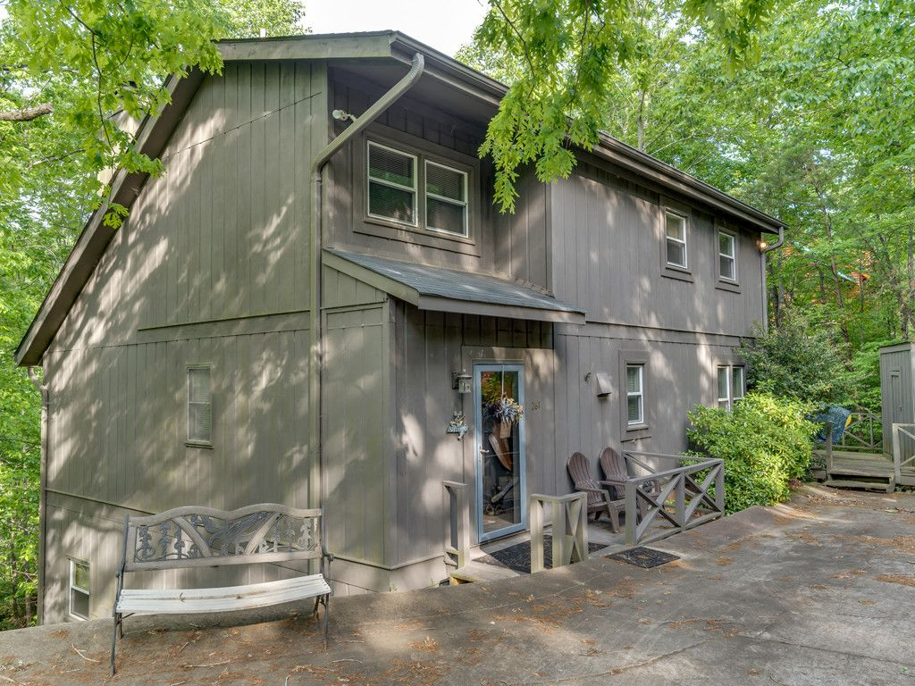 261 Watership Road in Lake Lure, North Carolina 28746 - MLS# 3282886