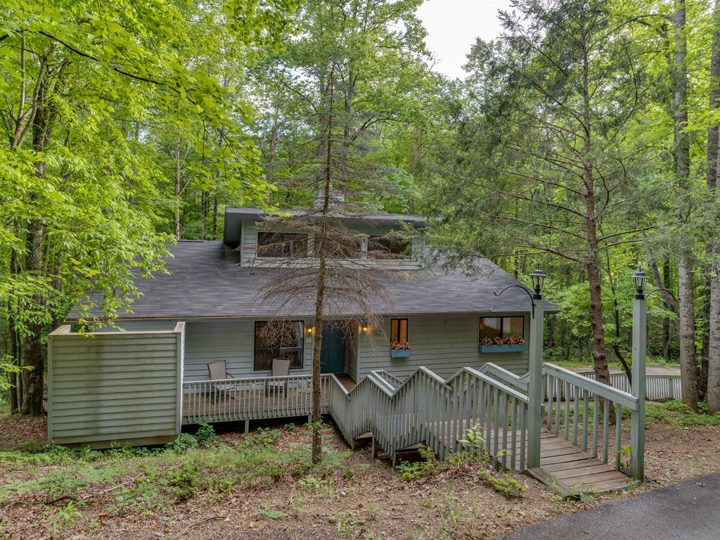 153 Roundabout Road #7 in Lake Lure, North Carolina 28746 - MLS# 3283222