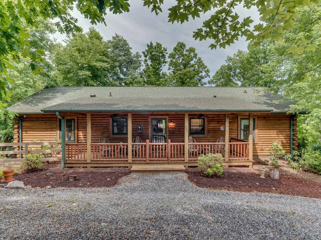 243 Sweetbriar Road in Lake Lure, North Carolina 28746 - MLS# 3283284