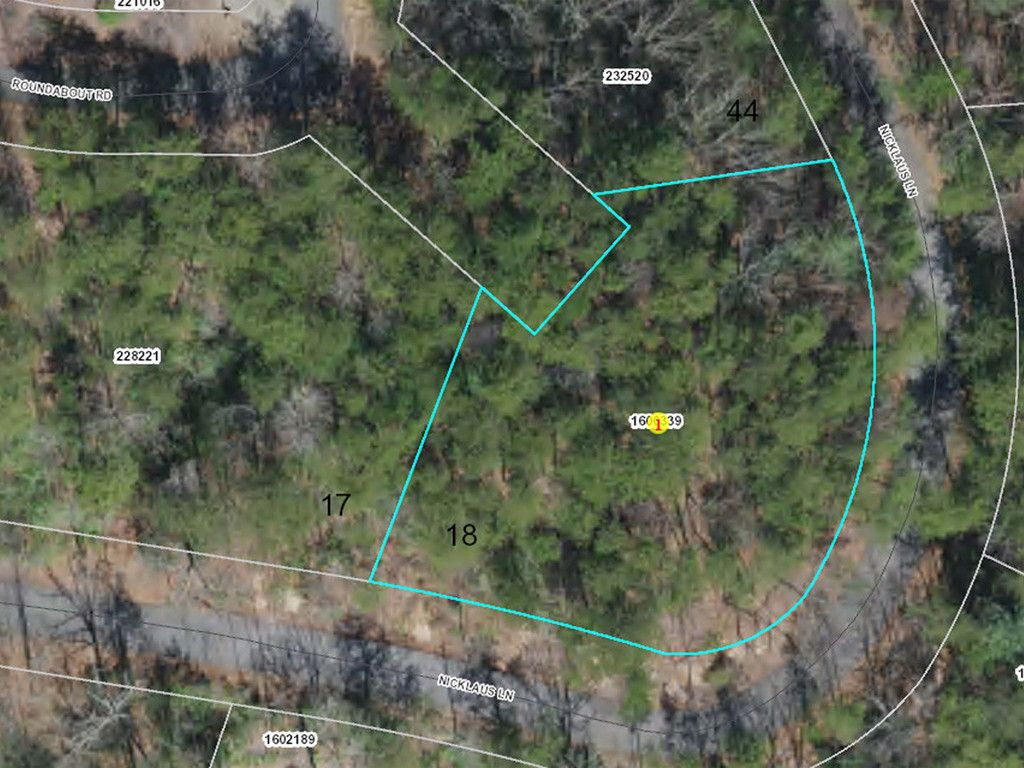 Lot 18 Roundabout Road in Lake Lure, North Carolina 28746 - MLS# 3292885