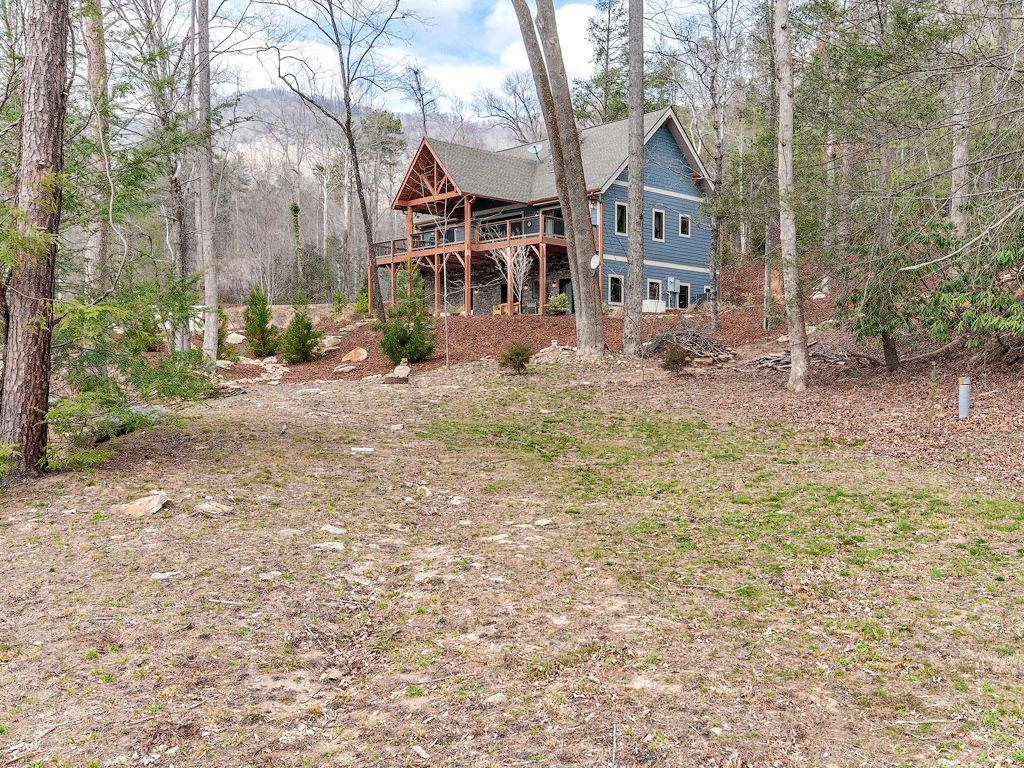 154 Chapel Point Road in Lake Lure, North Carolina 28746 - MLS# 3294078