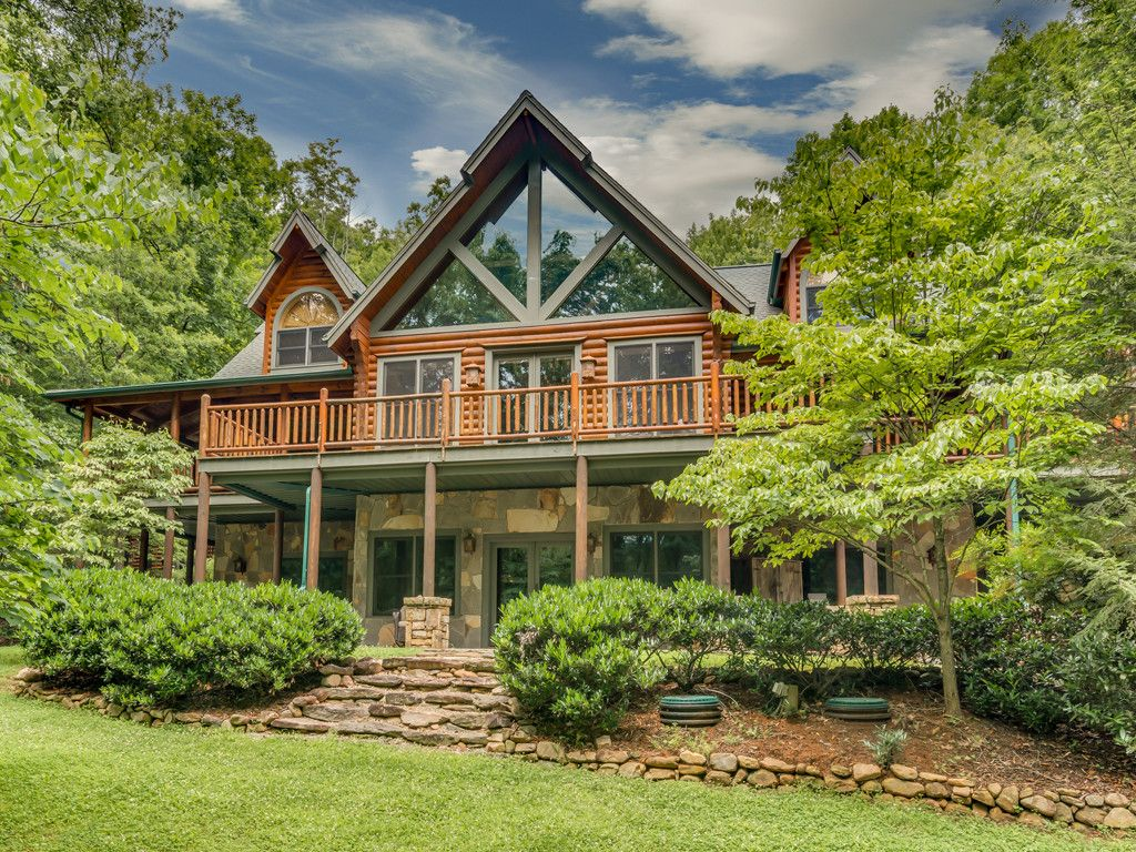 437 Kalmia Drive in Lake Lure, North Carolina 28746 - MLS# 3294678