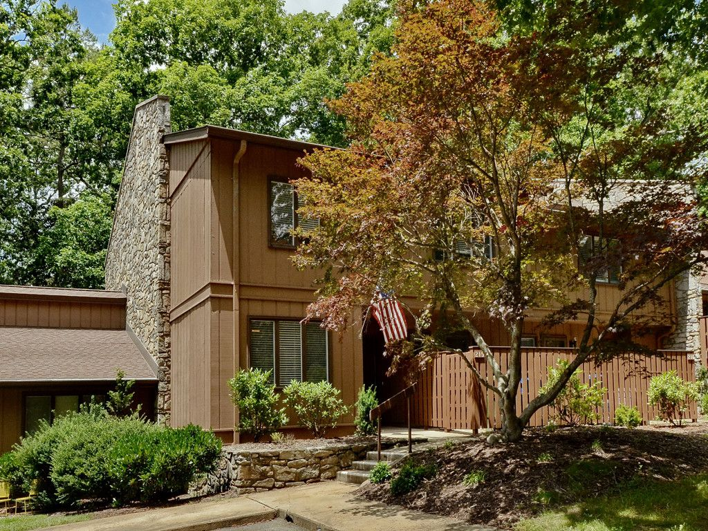 215 Crowfields Drive #E3/215 in Asheville, North Carolina 28803 - MLS# 3295158