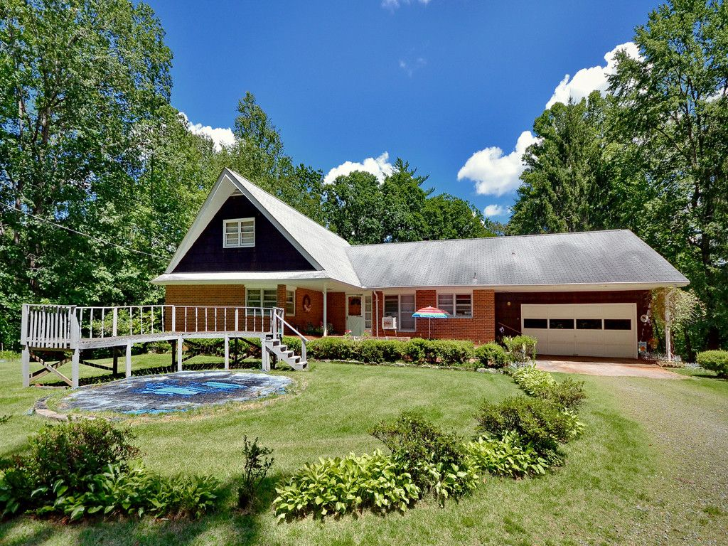 100 Mount Hope Drive in Pisgah Forest, North Carolina 28768 - MLS# 3302432
