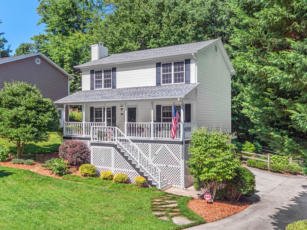 60 Forest Lake Drive #94 in Asheville, North Carolina 28803 - MLS# 3302899