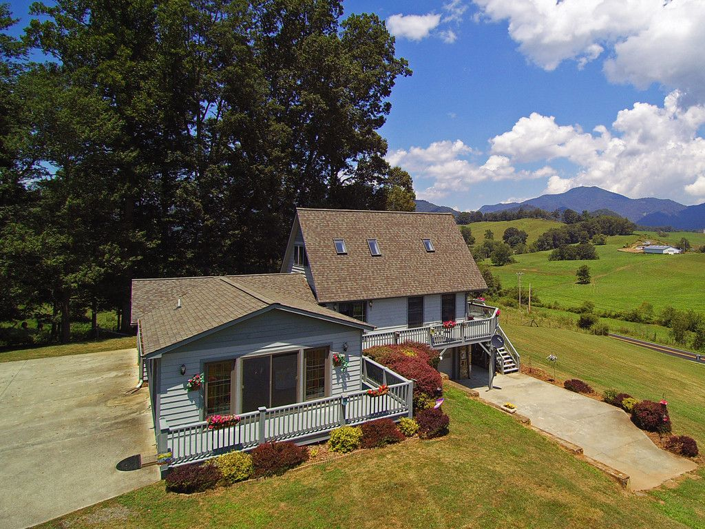 2485 Iron Duff Road in Waynesville, North Carolina 28785 - MLS# 3305896