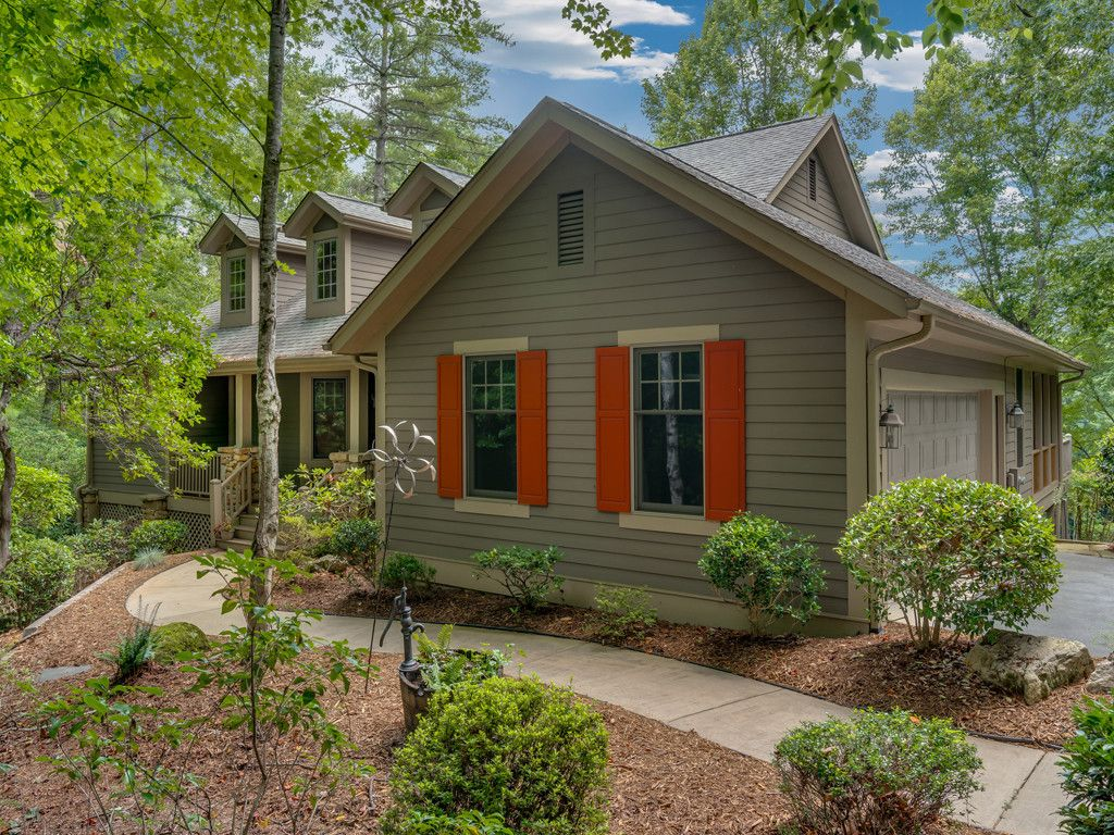 155 Chattooga Run in Hendersonville, North Carolina 28739 - MLS# 3305914