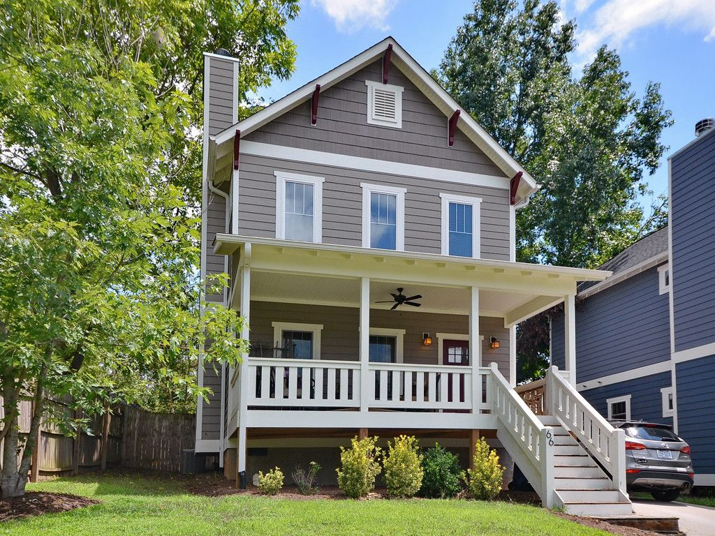 66 Lincoln Avenue in Asheville, North Carolina 28803 - MLS# 3311086