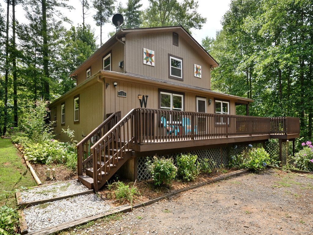 885 Rustic Heights Road in Waynesville, North Carolina 28785 - MLS# 3311382