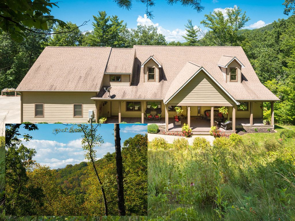 90 Courseview Drive in Weaverville, North Carolina 28787 - MLS# 3312207