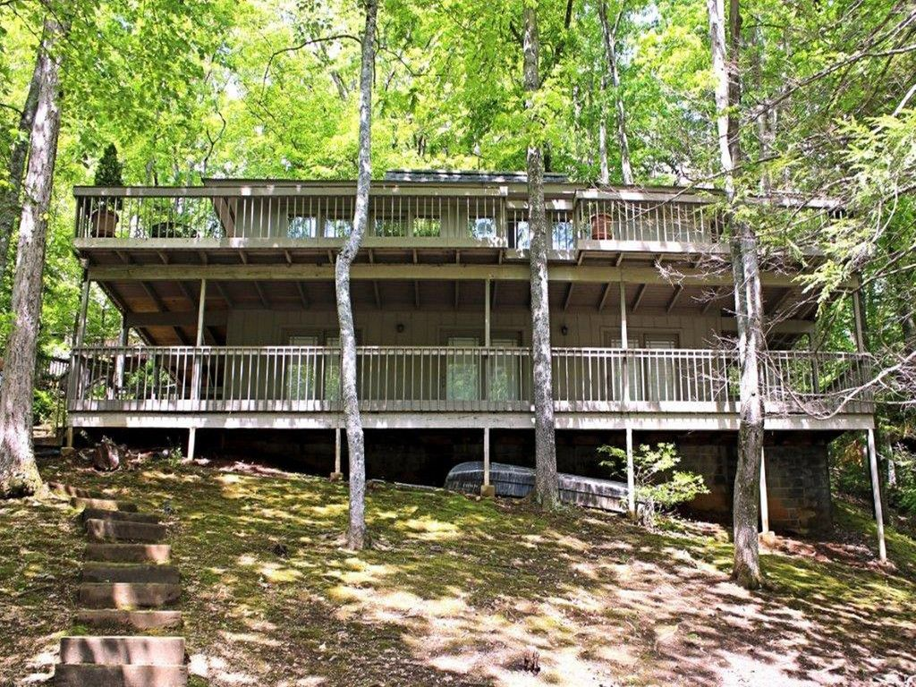 107 W Shore Drive in Lake Lure, North Carolina 28746 - MLS# 3310539