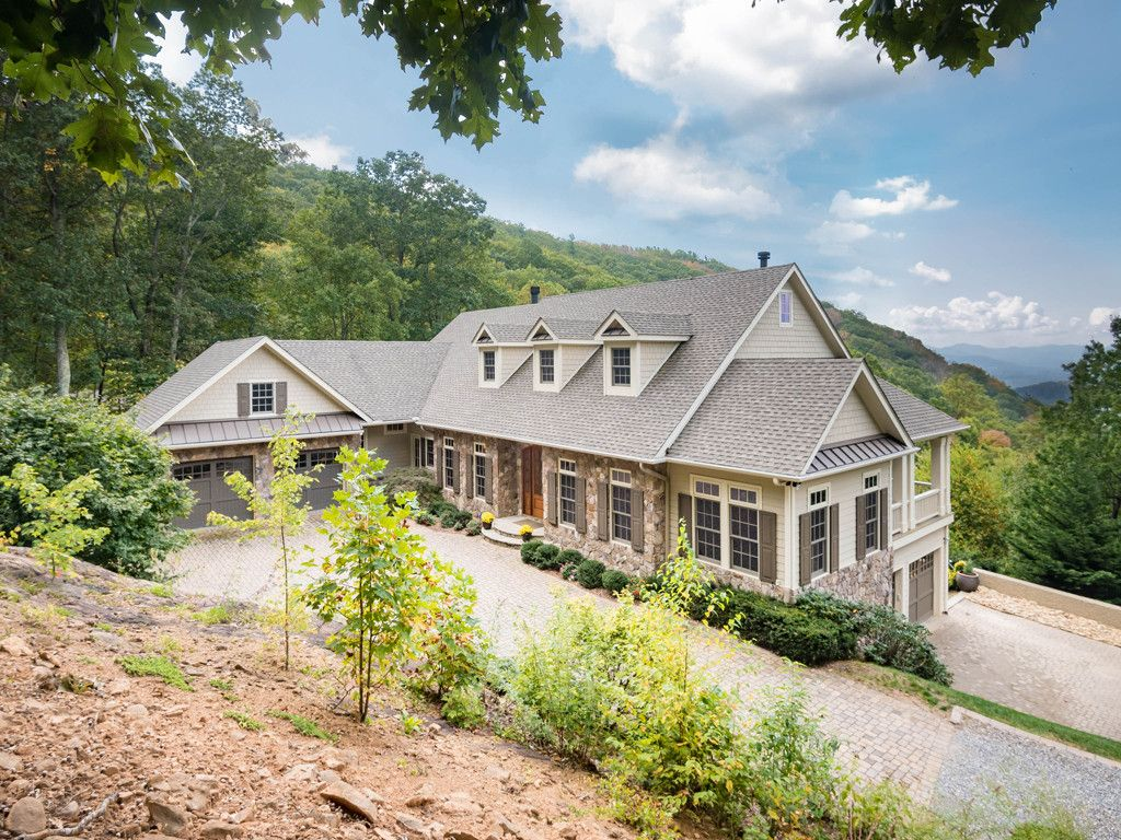 145 Big Spring Drive in Asheville, North Carolina 28804 - MLS# 3323547
