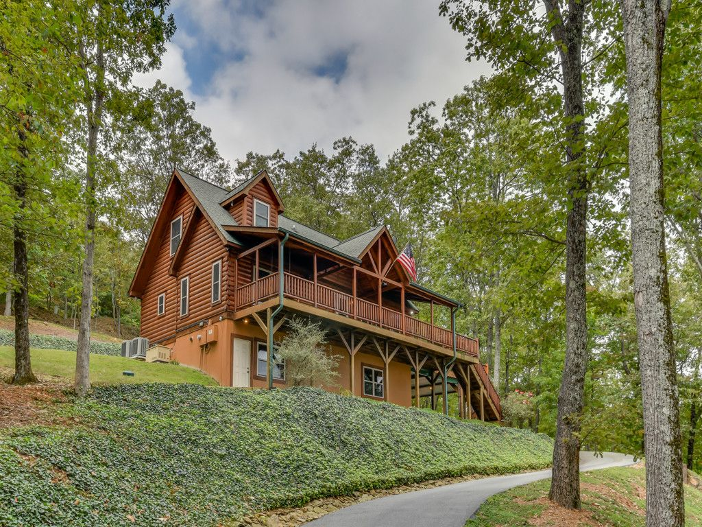 385 Little Falls Drive in Tryon, North Carolina 28782 - MLS# 3326811