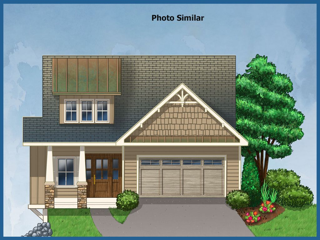 14 Woodland Aster Way #50 in Asheville, North Carolina 28804 - MLS# 3328411