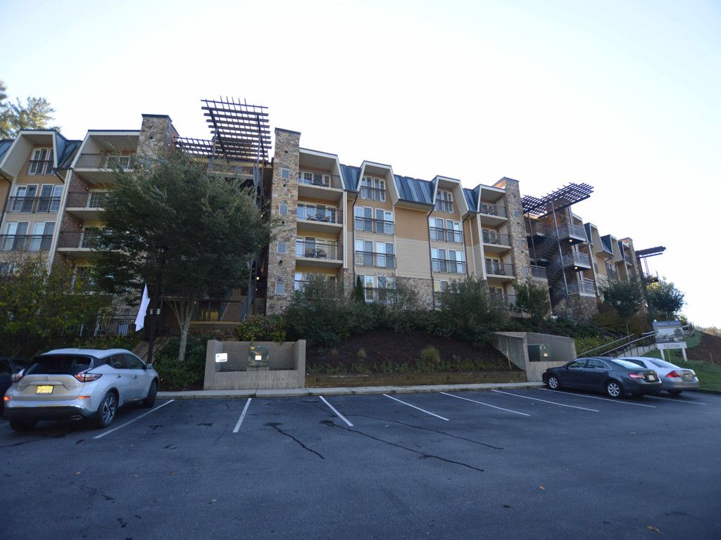 411 Bowling Park Road #411 in Asheville, North Carolina 28803 - MLS# 3331636